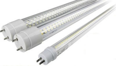 Clear or frosted lens available. (Shown above clear lens)  sc 1 st  HotSpot Energy & PHILCO LED Fluorescent Replacement Lighting | LED Tubes T8 T5 T10 ...
