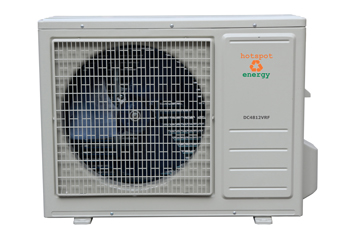 48v DC solar air conditioner outdoor unit
