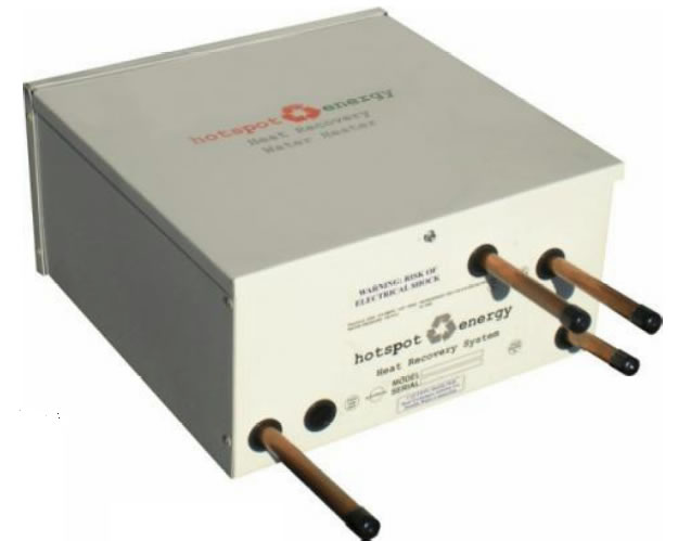 Image Of Hotspot Heat Recovery Unit