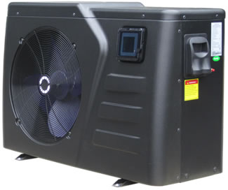Heat pump pool heater for inground aboveground pools - Swimming pool heating calculations ...