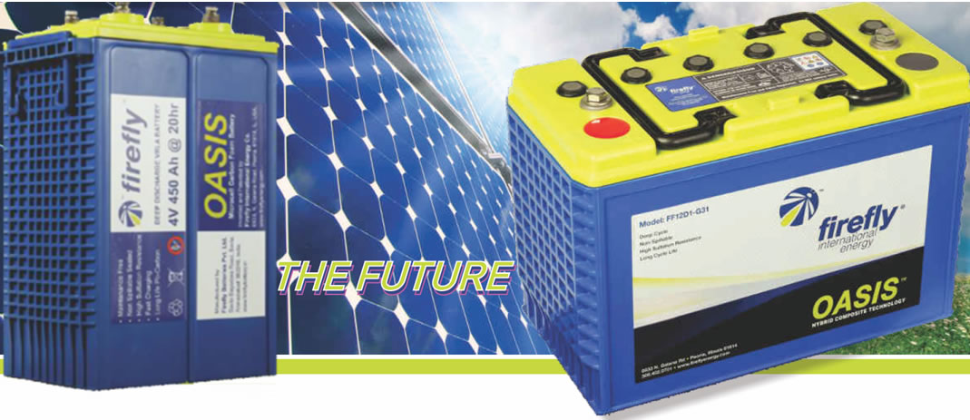 FIREFLY Solar Battery | Buy Compare Aquion Salt Water